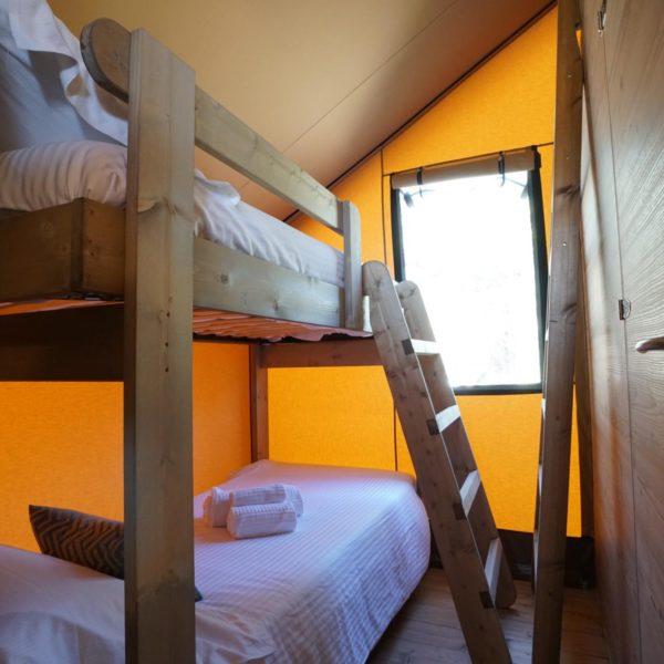 Glamping Tuscany - Lodge Safari