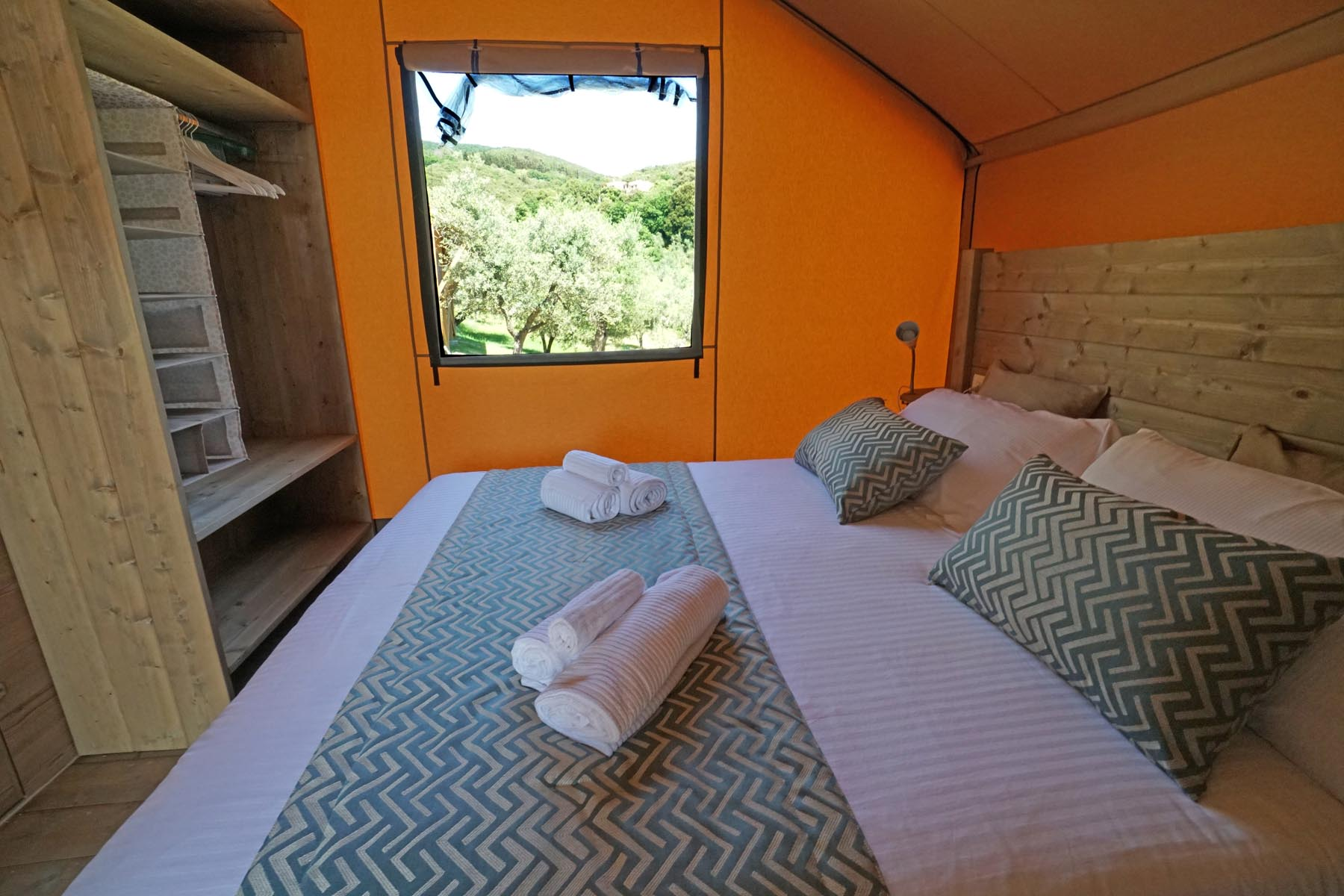 Glamping Tuscany - Tenda Lodge Safari
