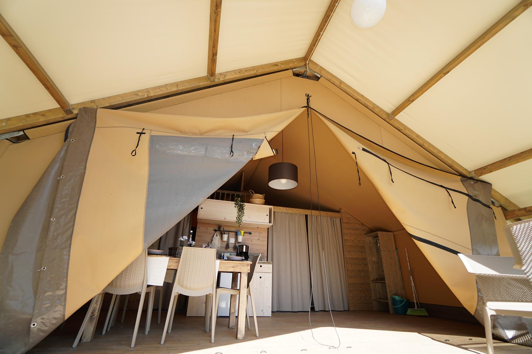 Glamping Tuscany - Tenda Lodge Safari